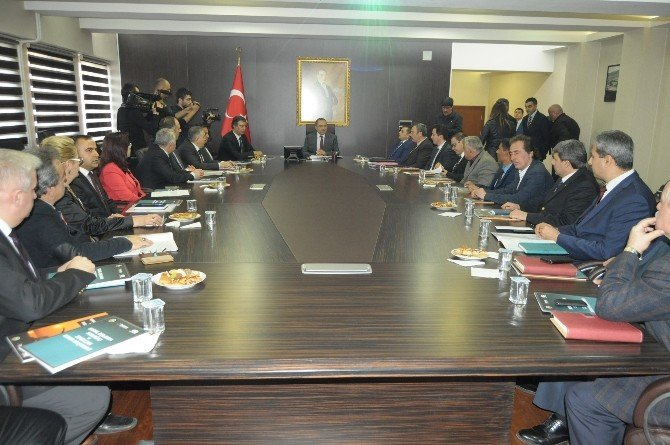 Roman Ve Engelli Araştırmaları Sonuçları Zonguldak Kamuoyu İle Paylaşıldı