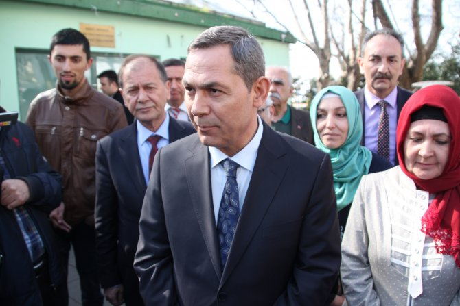 Suriye ve Türkmen çocuklar için yardım TIR'ı yola çıktı