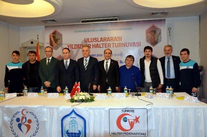 Halterin 'Yıldızları' Bursa'da
