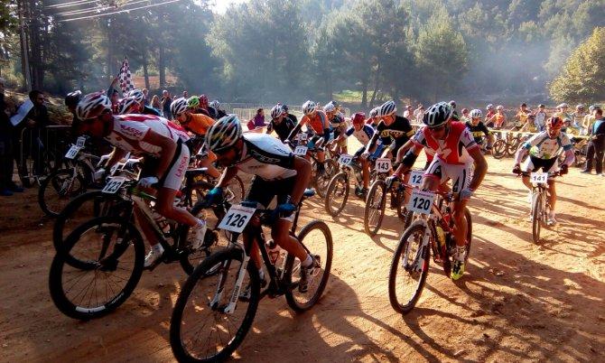 Dağ bisikleti yarışması Adana'da yapılacak