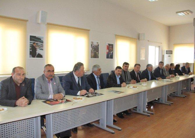 Bekiroğlu Meclis Üyeleriyle Bir Araya Geldi