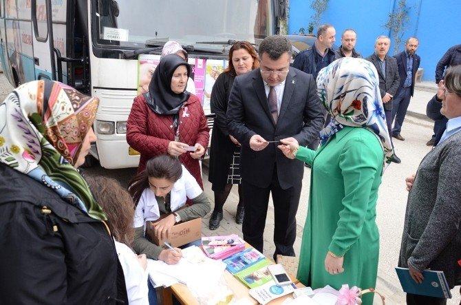 AK Parti'den Kanserde Erken Teşhis Farkındalığı