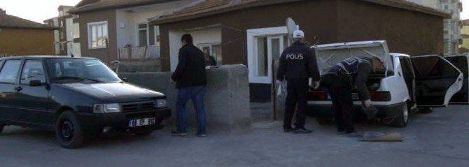 Aksaray'da Zehir Tacirlerine Operasyon: 3 Gözaltı