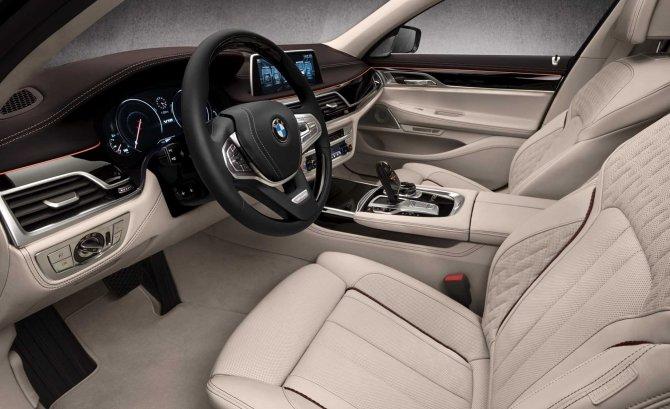BMW, yeni sedan modelini tanıttı