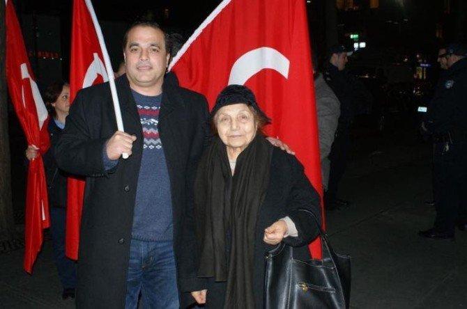 """ABD'de Yaşayan Türklerden Obama'ya """"Pyd"""" Uyarısı"""