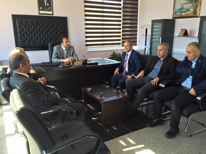 Anadolu Hayad'dan Hastane Ve Fakülteye Ziyaret