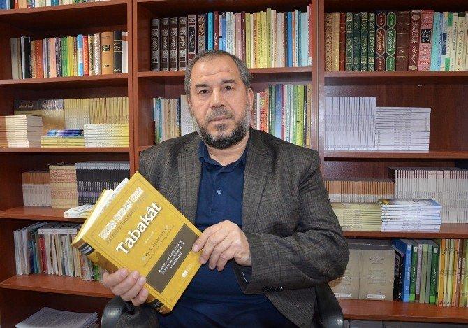 İbn-i Sa'd'ın 11 Ciltlik Eseri Şanlıurfa'da Türkçeye Çevrildi