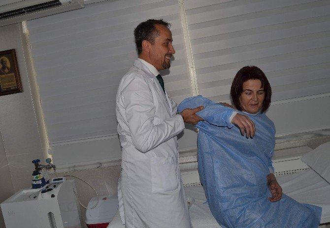 Ozon İle Prp Tedavisinin Uyumu Başarı Sağladı
