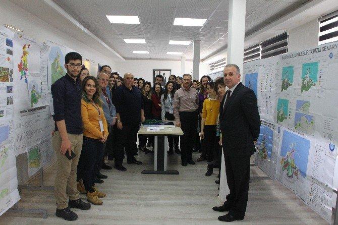Amasra'nın '2030 Vizyonu' Sergilendi