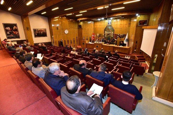 Battalgazi Belediye Meclisi, Toplandı