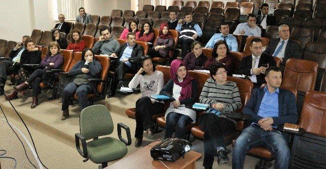 Elektronik Belge Ve İmza Kullanımı Konusunda Belediye Personele Eğitim Verildi