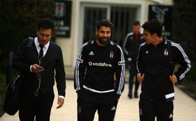 Beşiktaş Konya'ya gitti