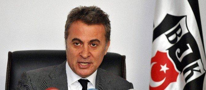 """Fikret Orman: """"Derbi Maçlarda Cüneyt Çakır'ı Görmek İstemiyoruz"""""""