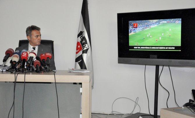 Fikret Orman: Cüneyt Çakır'ı derbi maçlarda istemiyoruz