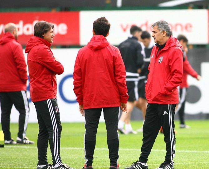 Beşiktaş, T.Konyaspor maçı hazırlıklarını tamamladı