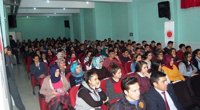 Yozgat Bozok Üniversitesi Kariyer Ve Eğitim Planlama Seminerleri Sona Erdi