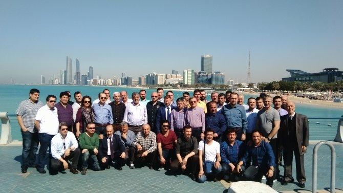 BTB ve BTSO'dan Dubai çıkarması