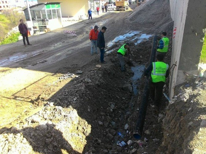 Fatsa'da Yeni Hastaneye Yeni Yol