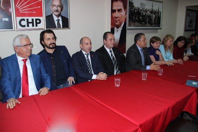 CHP PM Üyeleri, Ereğli Belediyesi'nin Geri Almalarını İstedi