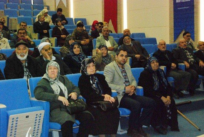 Gaziantep'liler Hac İçin Kura Çekimlerini Heyecanla Bekledi