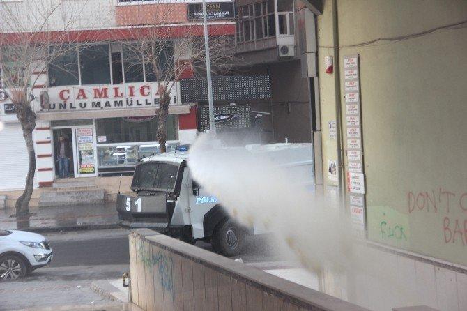 HDP'nin Çağrısı Üzerine Toplanan Gruplar, Sur'a Yürümek İstedi