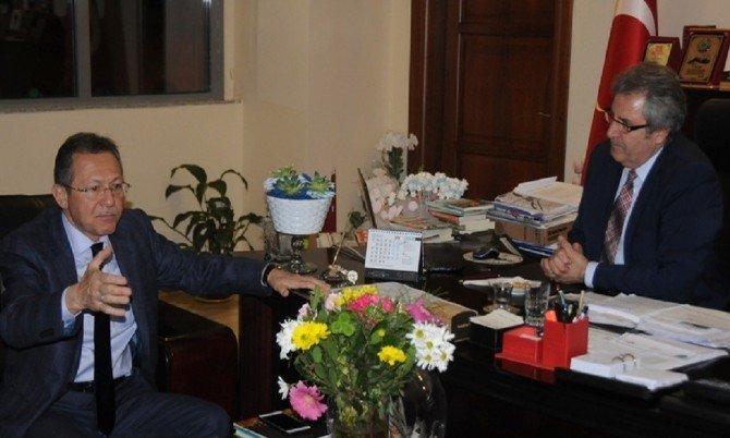 Başkan Uğur, Bandırma'yı Mercek Altına Aldı