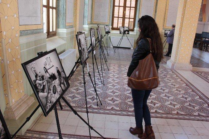 Büyük Sinagogda 'Zaman Ve Mekan İçinde Musevilik' Fotoğraf Sergisi