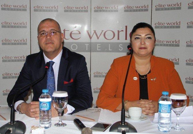 Elite World Van Oteli Genel Müdürlüğü'ne Sargındağ Getirildi