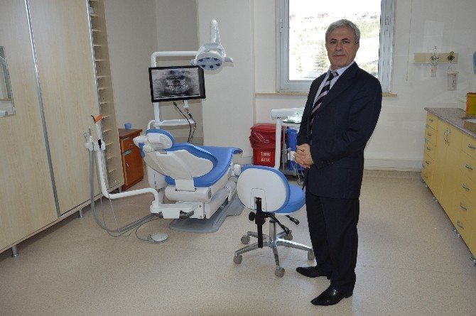 Türkiye'de İlk Kez Eskişehir Diş Hastanesi'nde