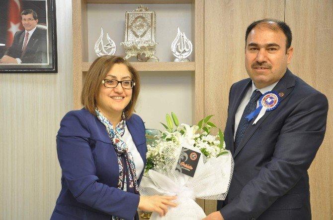 Gaziantep Büyükşehir Belediye Başkanı Fatma Şahin: