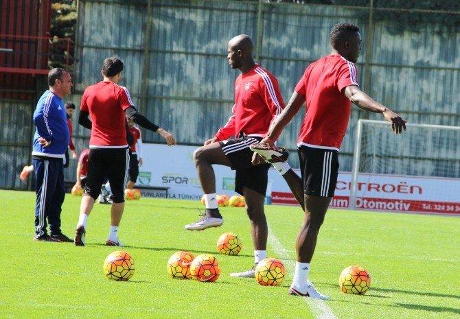 """Mutlu Topçu: """"Osmanlıspor'u Yenersek Farklı Hedefler İçinde Olacağız"""""""