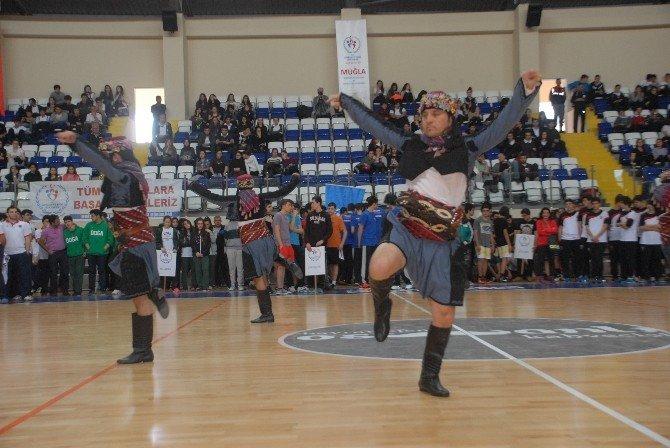Gençler Basketbol Grup Maçları Fethiye'de Yapılıyor