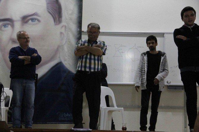 Ünlü Sanatçı Osman Genç'ten Sahne Eleştirisi