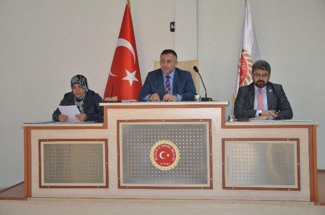 Bilecik İl Genel Meclisi Toplantısı