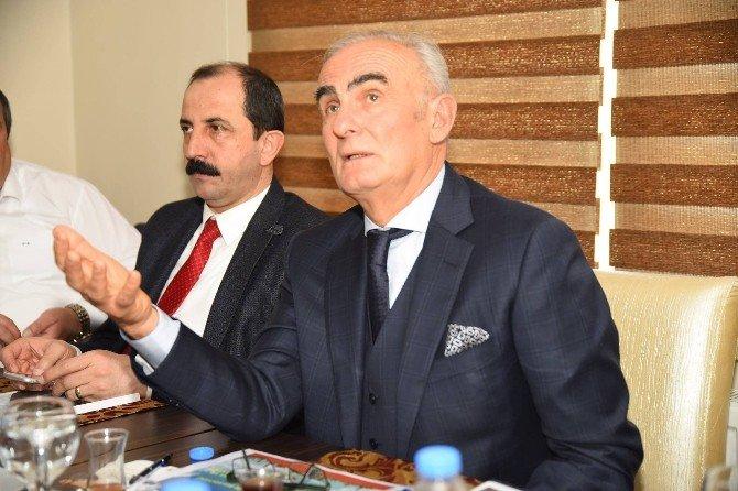 """Başkan Yılmaz: """"Yatırımlar Köylere Göçü Tetikleyecek"""""""