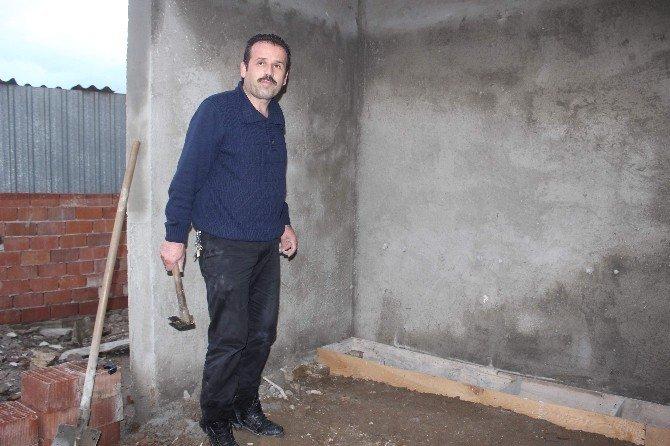 Kardeşköy Kazak Cami Hem Köye Hem De Yolculara Hizmet Verecek