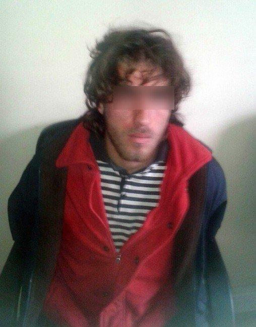 Travestiye Tecavüz Edip Telefonunu Gasp Eden Suriyeli Yakalandı