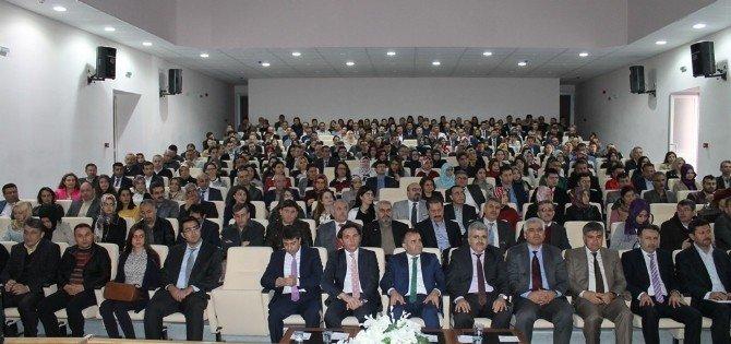 Karaman'da Aday Öğretmenlere Bilgilendirme Toplantısı