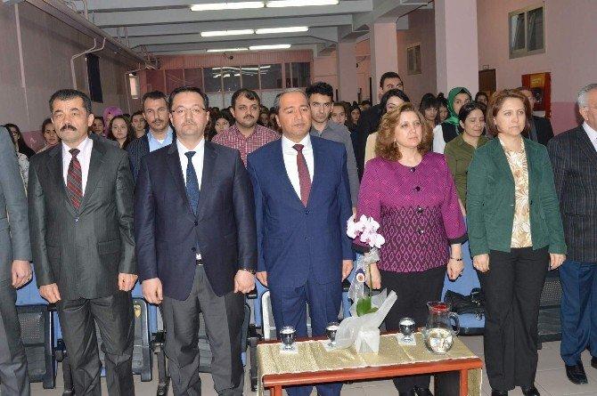 Yeşilay Kayseri Şube Başkanı Mehmet Adıgüzel: