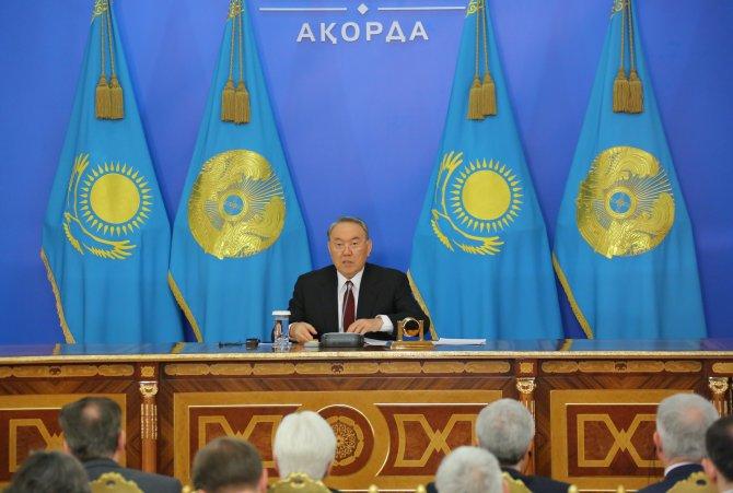 Nazarbayev: Nükleer silaha sahip ülkeler, diğerlerine örnek olmalı