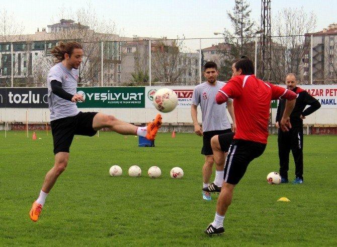Samsunspor'un Gözü Yükseklerde