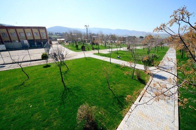 Dulkadiroğlu Belediyesi'nden Teknolojik Parklar
