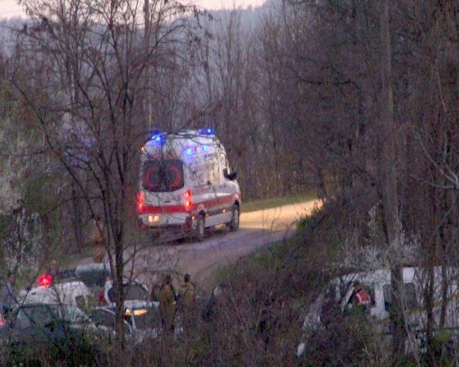 4 kişinin öldüğü damat dehşetinde kayınpeder çukura atlayarak kurtulmuş
