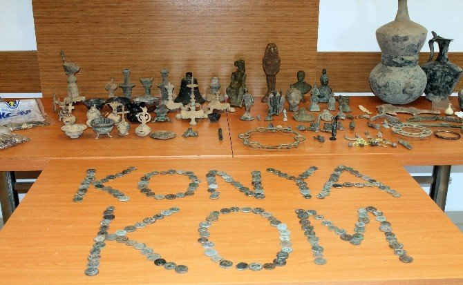 Kaçakçıların Evi Tarihi Eser Müzesi Çıktı
