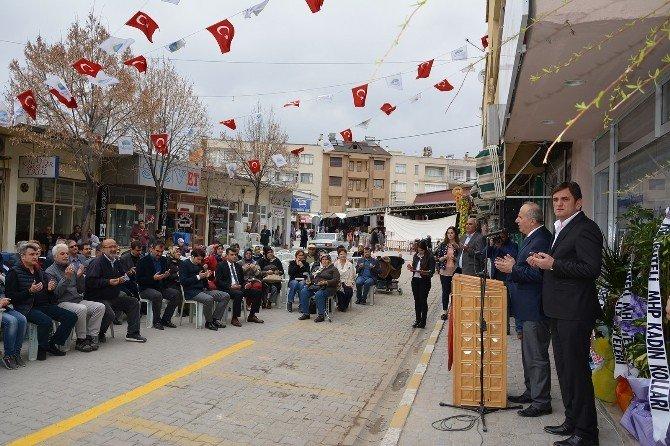 Korkuteli Sosyal Destek Merkezi Açıldı