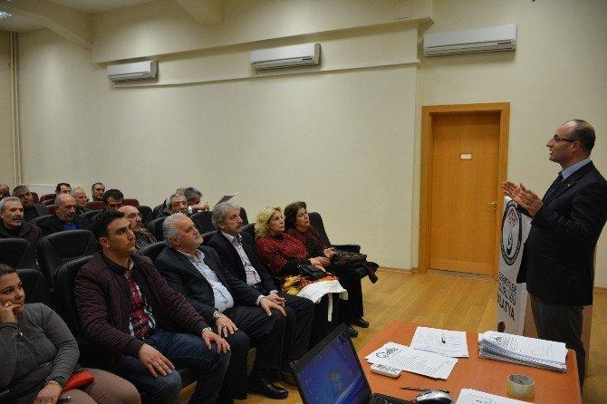 Malatya'da 'Hemşehri Derneklerle İstişare' Toplantısı Düzenlendi