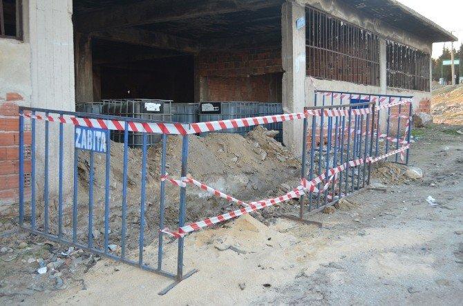 Manisa'da 100 Ton Atık Kimyasal Sıvı Ele Geçirildi
