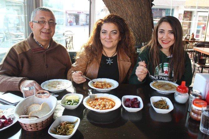 Türk Turizmine Keşkek Ve Yerel Tat Dopingi