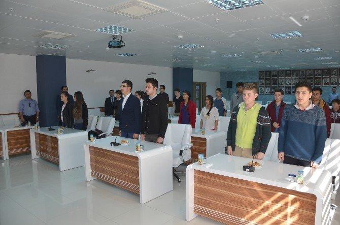 Bozüyük Öğrenci Meclisi İlk Toplantısını Yaptı