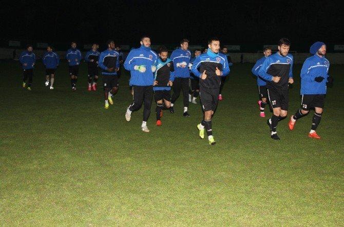 Karabükspor'da Adana Demirspor Hazırlıkları Başladı